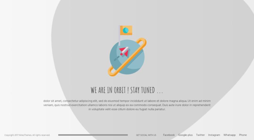 五款WordPress网站Coming Soon插件