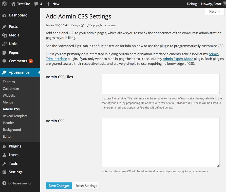看腻了WordPress后台界面,这几款插件帮你一键换装!插图4