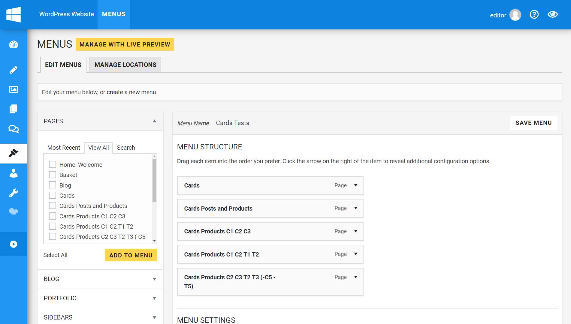 看腻了WordPress后台界面,这几款插件帮你一键换装!插图3